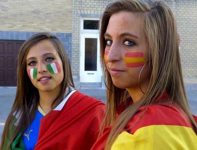 Euro 2012 Finals Fans