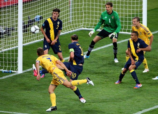 Andrei Shevchenko's 2nd Goal