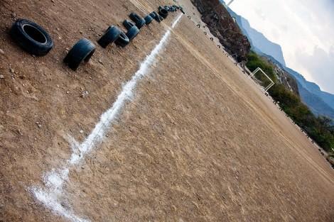 Michele Solmi, Arabic Football Field