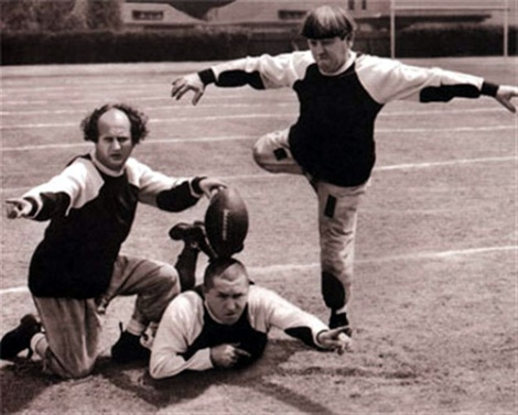 The Three Stooges, Field Goal