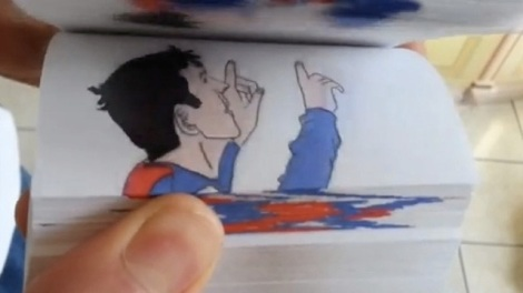 MessiFlipbook