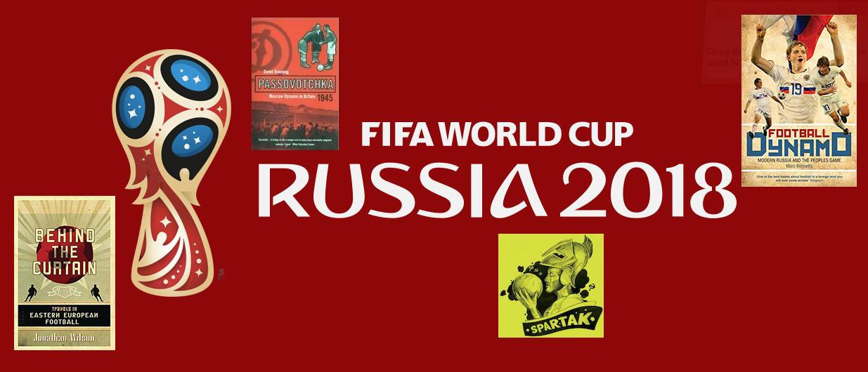 Russia 2018 Reading List | Stoopid American