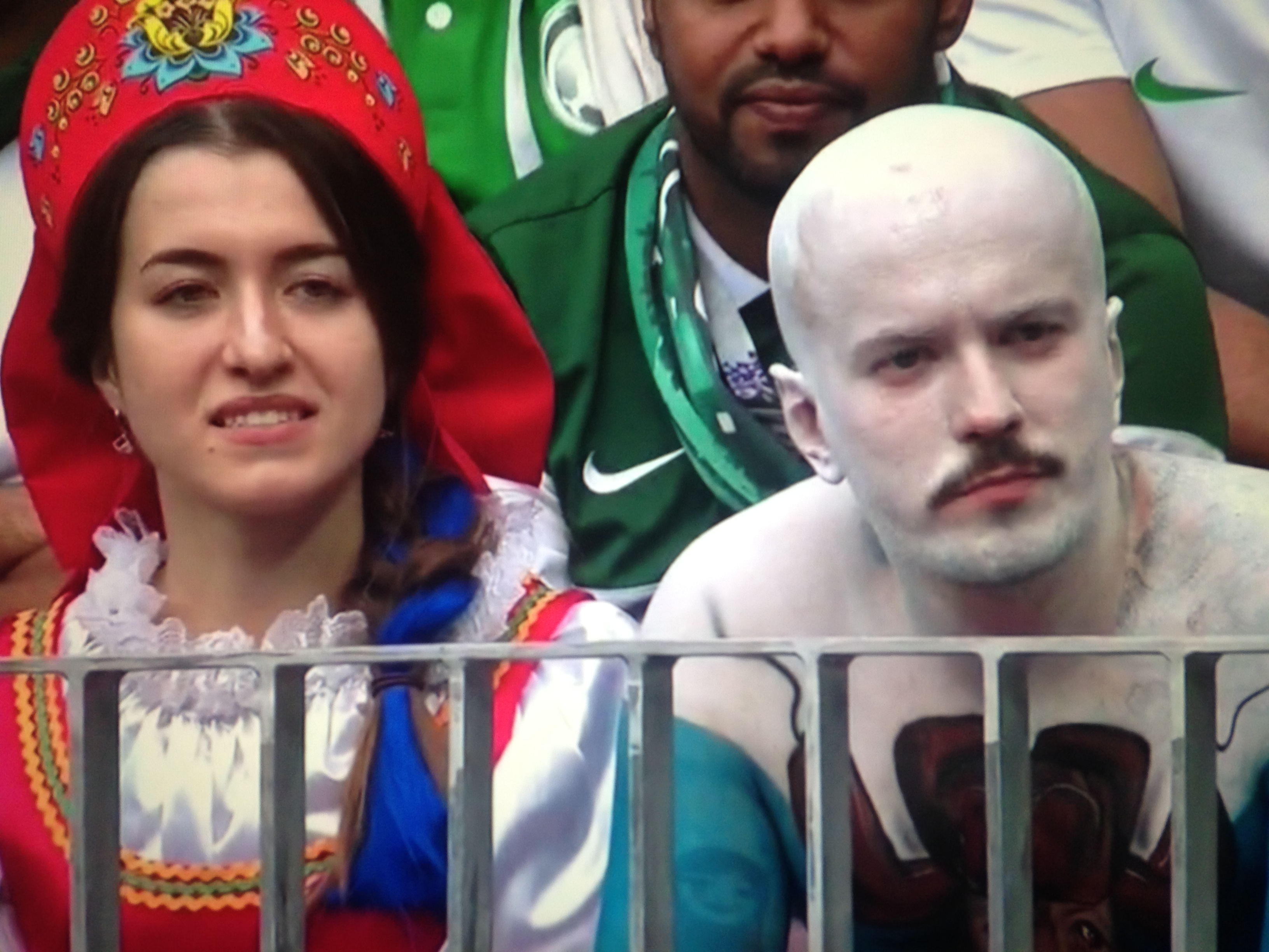 Russia 5 – Saudi Arabia 0 | Stoopid American