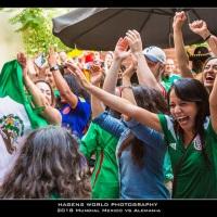 Germany 0 - Mexico 1
